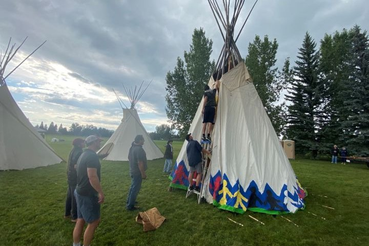 Calgary community hosting weekend-long reconciliation event