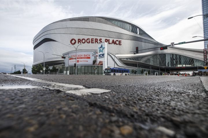 Fans attending Oilers games at Rogers Place must provide proof of vaccination or negative COVID-19 test
