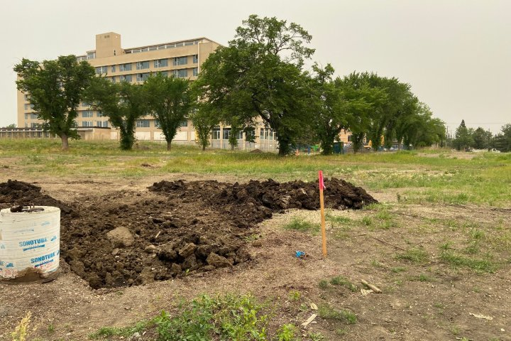 First phase of search for unmarked graves at former Edmonton hospital wraps up