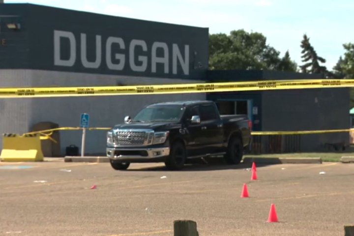 Homicide detectives investigating shooting in south Edmonton