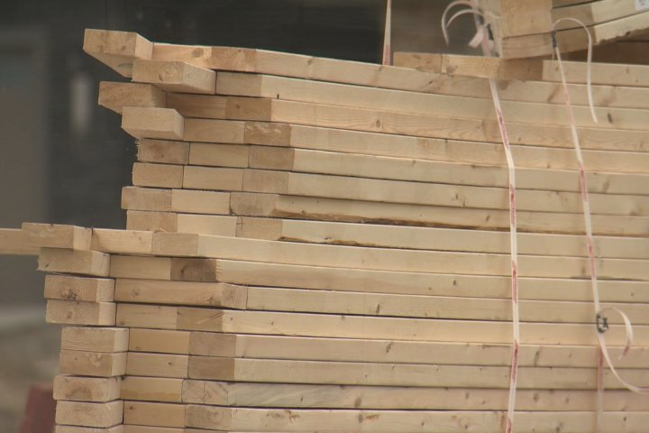 Residential construction site thefts on the rise in Edmonton area