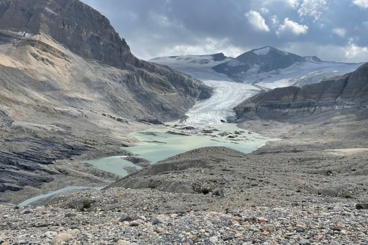 Scientists warn glacier in Canadian Rockies is slipping away before their eyes at unprecedented rate