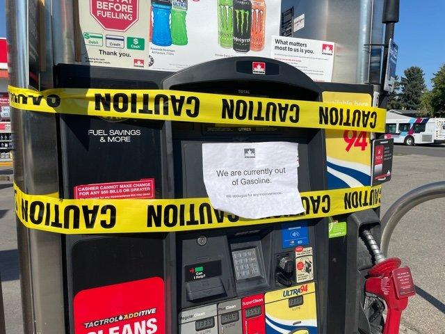 Some Calgary Petro-Canada locations facing gas shortages