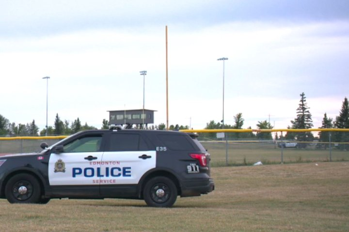 19-year-old charged with murder after young man found dead in Mill Woods Sports Park