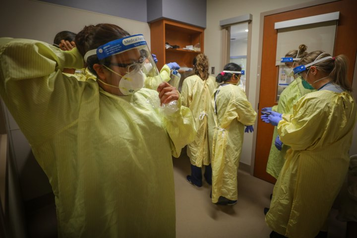 Alberta doctors, businesses react to new COVID-19 measures, vaccine passport
