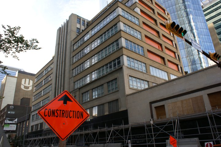 Calgary eyeing support for Barron Building redevelopment