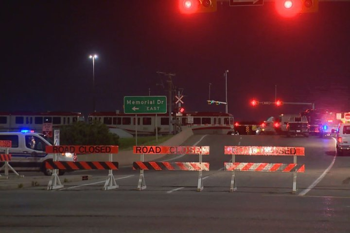 Calgary police investigate death of man struck by CTrain early Sunday