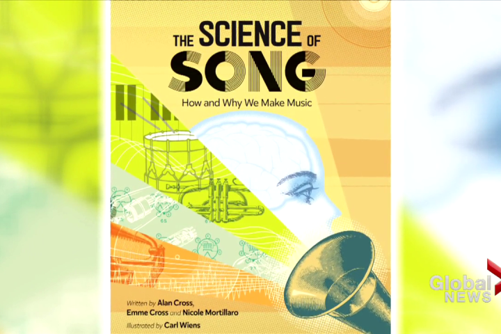 Canadian radio host reveals inspiration behind new children's book, 'The Science of Song'