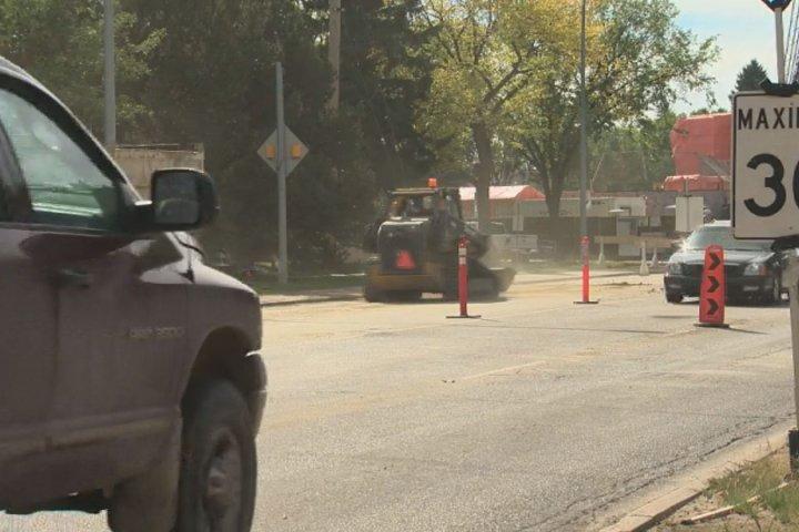 City of Edmonton not issuing speeding tickets in construction zones