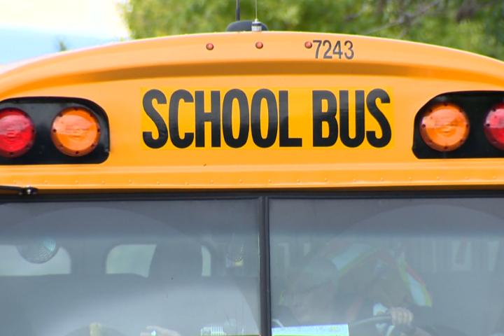 Edmonton and area experiencing school bus driver shortage