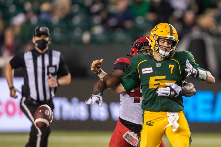 Elks falter in Labour Day rematch against Stampeders