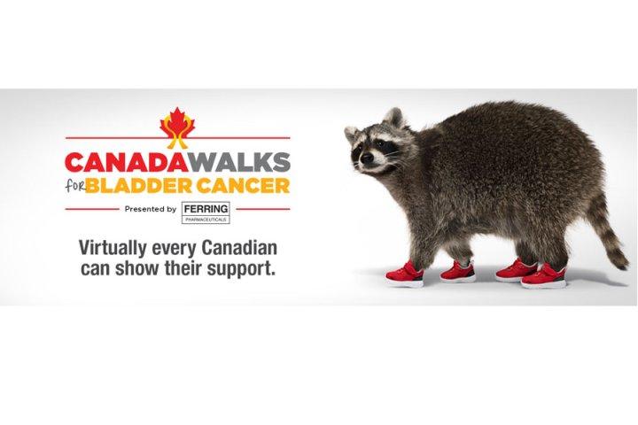 Global Edmonton & 630 CHED support: Canada Walks for Bladder Cancer
