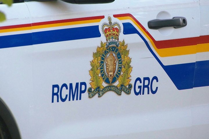 RCMP investigate suspicious death after body found in burnt-out vehicle near Ardrossan