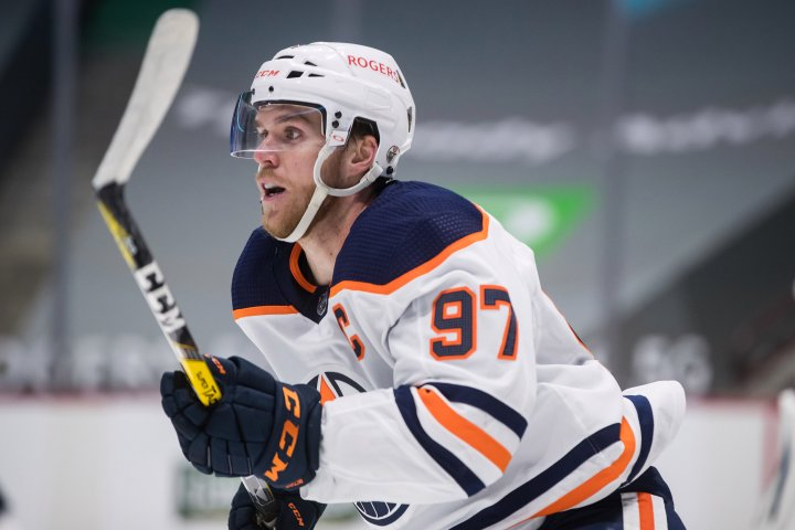 'The time is now,' says Edmonton Oilers captain Connor McDavid