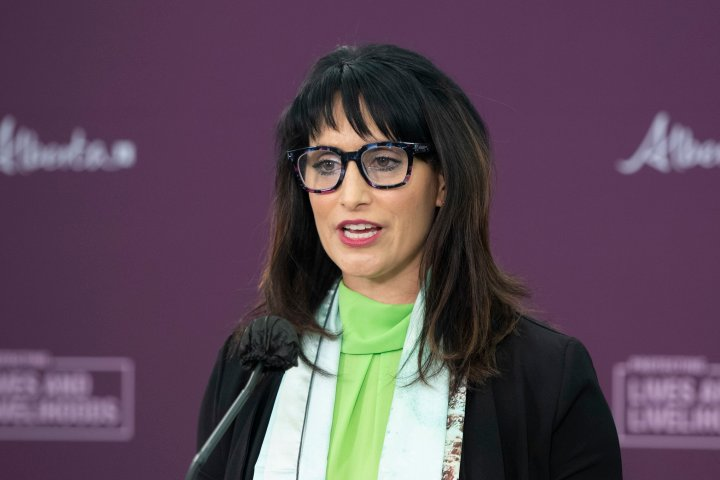 UCP backbencher Leela Aheer urges Kenney to admit he botched COVID-19 response, take action