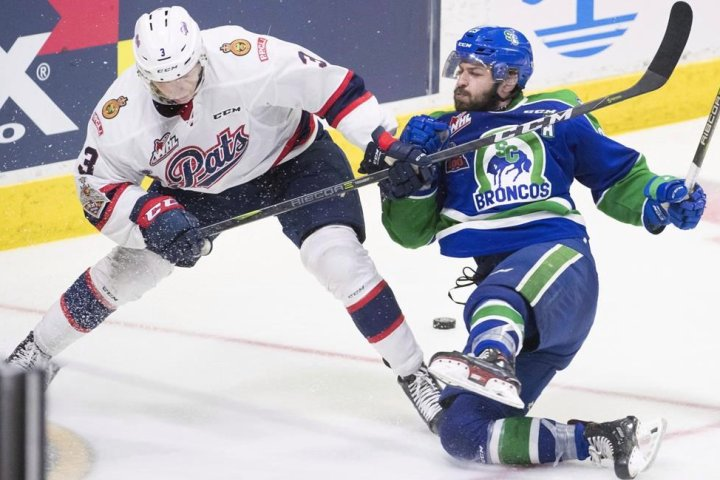 WHL will limit international play during season due to border restrictions