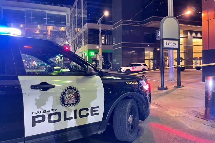 Calgary man charged for downtown machete attack; other incidents being investigated