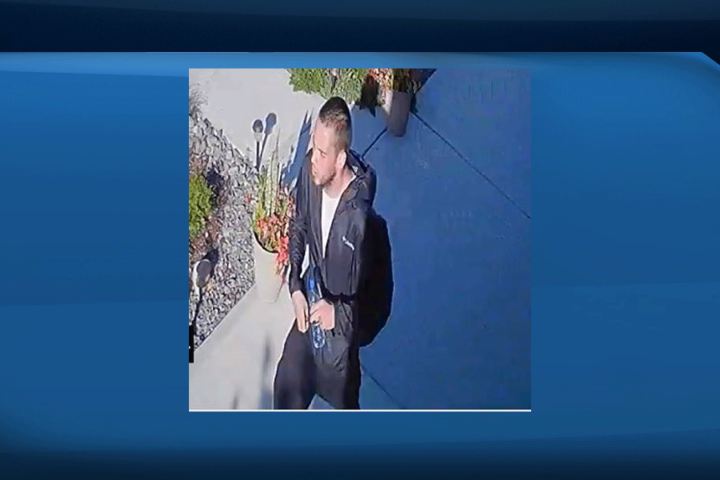 Edmonton police release images of suspect sought in stabbing of 16-year-old